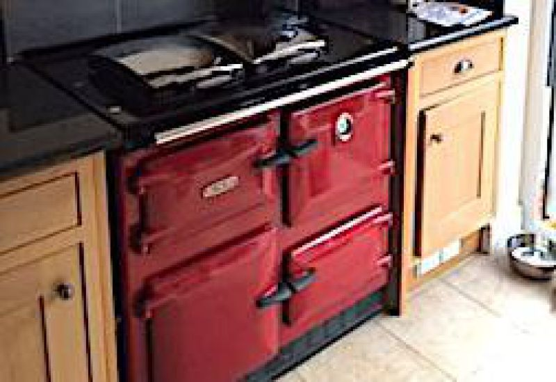 Cooking and heating ranges